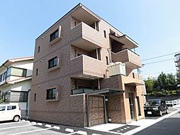 愛媛県松山市小栗2丁目の賃貸マンションの外観