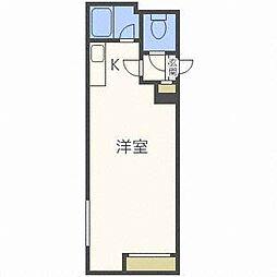 NOVA31[3階]の間取り