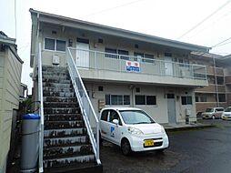 第1岡崎アパート[202号室]の外観