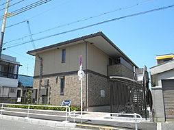 大阪府高石市加茂4丁目の賃貸アパートの外観