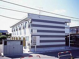 レオパレス文京[104号室]の外観