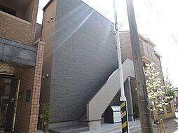 愛知県名古屋市南区道徳通2丁目の賃貸アパートの外観