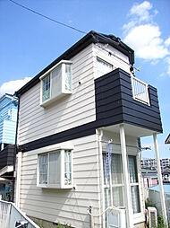 サンライズ西横浜[201号室号室]の外観