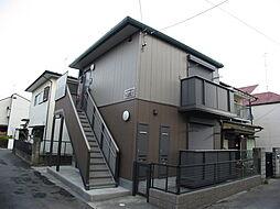 柿の木坂ハウス[1階]の外観