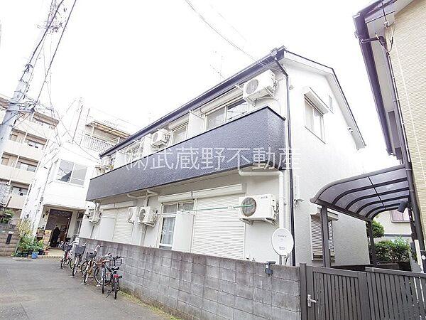 東京都小平市花小金井7丁目の賃貸アパート