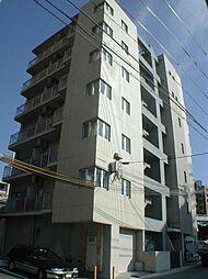 緑地マンション[3階]の外観