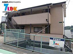 奈良県吉野郡大淀町大字下渕の賃貸アパートの外観