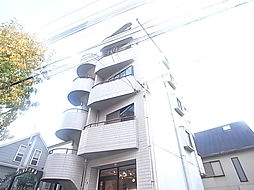 ジュネス六甲道[401号室]の外観