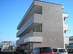 長野県長野市平林2丁目の賃貸アパートの外観