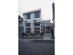 大阪府吹田市泉町4丁目の賃貸アパートの外観