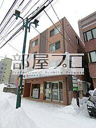 北海道札幌市東区北二十三条東15の賃貸マンションの外観
