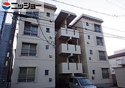 水谷マンション[1階]の外観