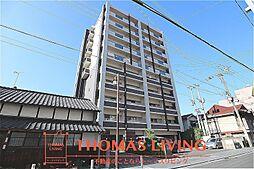 福岡県北九州市八幡西区熊手2丁目の賃貸マンションの外観