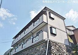アップルハイツ[1階]の外観