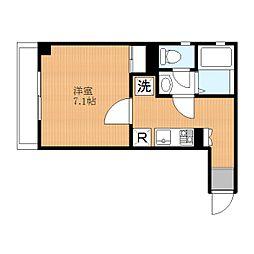 Single mansion 紅葉坂[1階]の間取り
