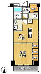 サカト3[2階]の間取り
