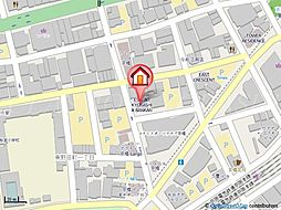 エスリード京橋III番館の地図