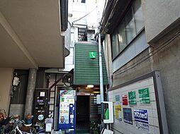 堂島マンション[1階]の外観