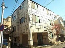神奈川県川崎市多摩区三田1丁目の賃貸アパートの外観
