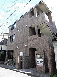 神奈川県川崎市幸区塚越4丁目の賃貸マンションの外観