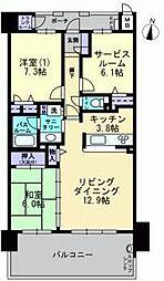 大元駅 12.9万円