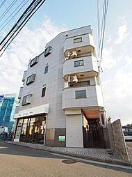 コサエールマンション[4階]の外観