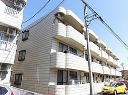 東京都昭島市玉川町3丁目の賃貸マンションの外観