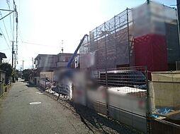 神奈川県藤沢市本鵠沼3丁目の賃貸アパートの外観