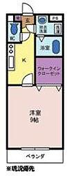 ルクソールIII[2階]の間取り