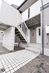 鹿児島県鹿児島市小原町の賃貸アパートの外観