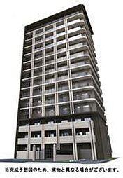 (仮)博多駅東3丁目プロジェクト[202号室]の外観