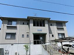 京都府京都市北区大宮玄琢南町の賃貸アパートの外観