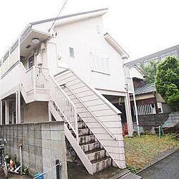 東京都杉並区久我山1丁目の賃貸アパートの外観