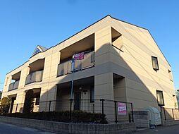 千葉県千葉市稲毛区長沼町の賃貸マンションの外観