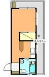 甲南ビル[306号室号室]の間取り