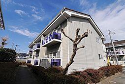 テクノハイム本宿 桜[202号室]の外観