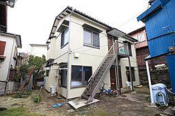 草柳荘[201号室]の外観