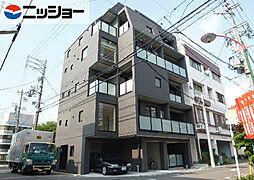 AZUR JOSAI[4階]の外観