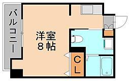フォルム博多ステーション[6階]の間取り