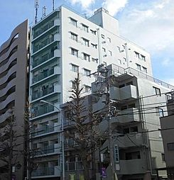 東京都杉並区上荻3丁目の賃貸マンションの外観