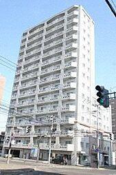 北海道札幌市白石区東札幌五条3丁目の賃貸マンションの外観