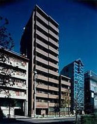 ガラ・シティ高田馬場[8階]の外観