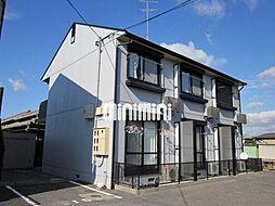 三重津市時田ハウスB[1階]の外観