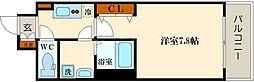 CASSIA高井田NorthCourt[9階]の間取り