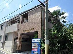 兵庫県尼崎市大庄西町2丁目の賃貸アパートの外観
