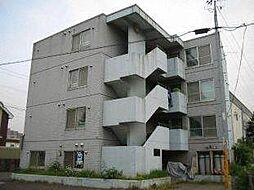 プログレスコート弐番館[3階]の外観