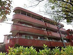 サンファスト小松川[3階]の外観