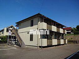 愛知県知多市大草字大瀬の賃貸アパートの外観
