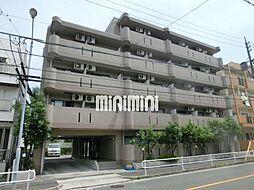 トリコロールハウス加藤[3階]の外観