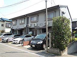 [タウンハウス] 神奈川県相模原市南区東林間4丁目 の賃貸【/】の外観